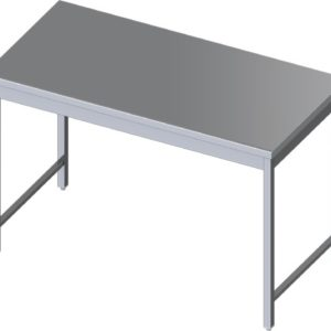 Tables inox gamme CHR (centrale)