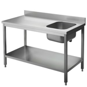 Tables du chef gamme CHR