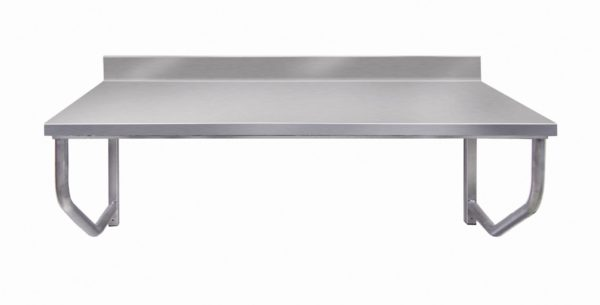 Tables suspendues gamme standard