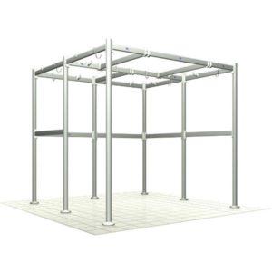 Portiques aluminium IM 09