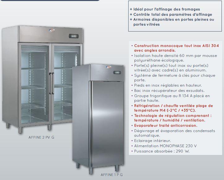 armoire-affinage-fromages-description