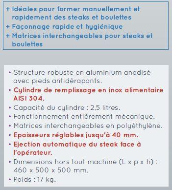 formeuse-steak-rs-description